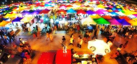 Ночной рынок на Пхукете - как добраться, цены, что купить