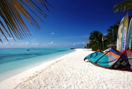 Температура воды и воздуха на Мальдивах в мае