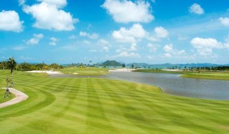 Гольф на Пхукете - популярные гольф-клубы