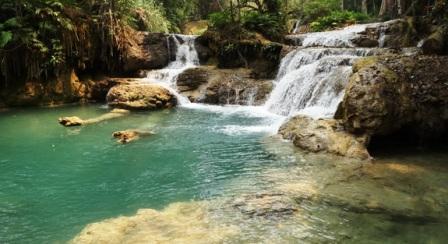 Водопад Khun Si на Самуи