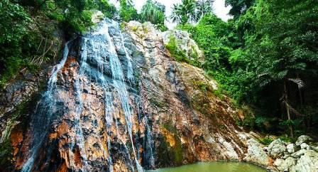 Водопад Намуанг 2 на Самуи