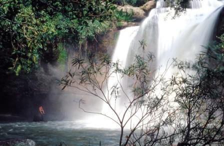 Водопады Самуи - жемчужины в джунглях Таиланда