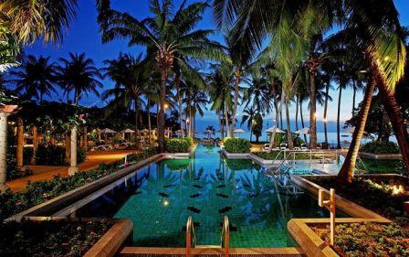 Отель Centara Grand Beach Resort Samui
