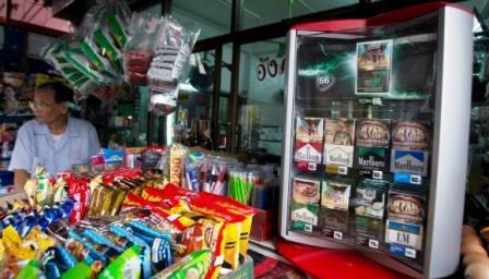 Сигареты в Тайланде: цены, запреты и штрафы за курение