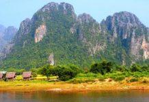 Погода в Лаосе по месяцам: температура воды и воздуха
