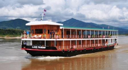 Как добраться до Лаоса: водный транспорт