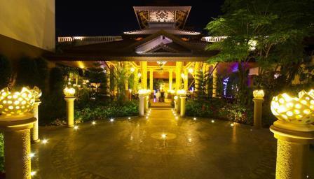 Тусовочные отели в Тайланде
