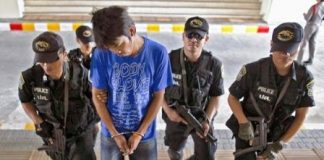 Наказание за наркотики в Тайланде