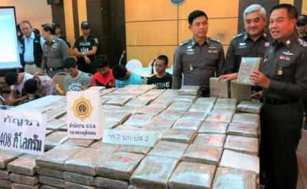 Какие существуют наркотики в Тайланде