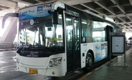 Альтернатива такси: автобус