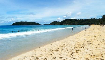 Пляж Cosy Beach в Паттайе