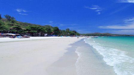 Где купаться в Паттайе: лучшие места для купания