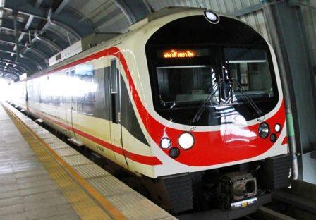 Поезд из Бангкока в Паттайю
