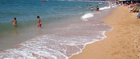 Пляж Pratumnak Beach в Паттайе
