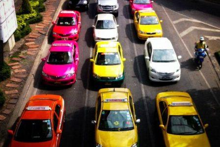 Такси в Бангкоке: цены, обман, чаевые, безопасность и другие нюансы