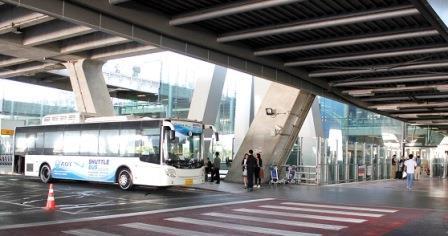 Автобус: Бангког - Паттайя