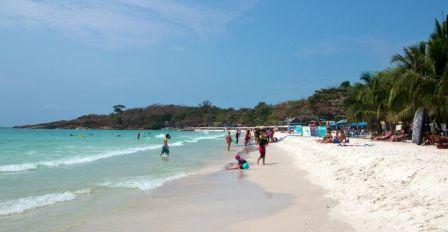 Пляж Sai Kaew Beach в Паттайе