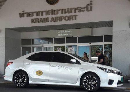 Такси на Краби: цены и варианты бронирования автомобииля