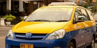 Такси в Паттайе: цены и городской альтернативный транспорт