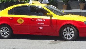 Такси на Пхукете: цены на транспортные услуги по острову
