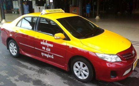 Такси на Самуи: цены и онлайн заказ трансфера