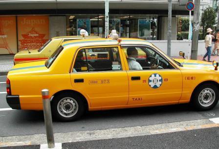Как заказать и вызвать такси в Японии? Заказ авто онлайн