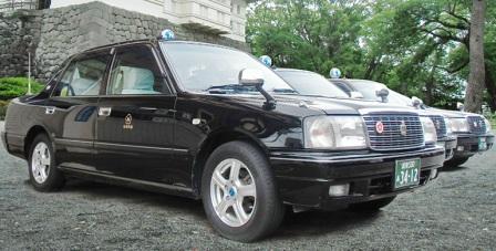 Такси в Йокогаме: цены, правила и варианты заказа Taxi