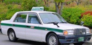 Такси в Нагано: цены на Taxi, заказ и правила поведения