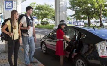 Такси на Фукуоке: заказ, бронирование. цены и виды оплаты